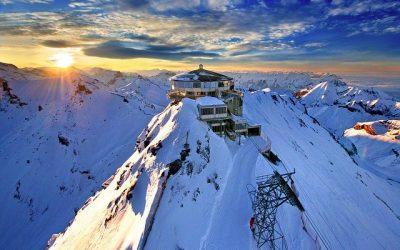 L'hiver et la montagne: quel type d'hébergement adopté?